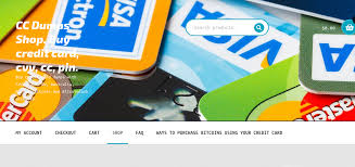 searching for a site for dump cards we came across dumps247 a unique selling fresh credit card dumps at s so you could easily