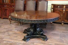 84 inch round table excellent dining tables round dining table inches inch round dining within round