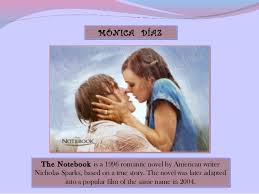 notebook monica diaz the notebook is a 1996 r tic novel by american writer the notebook is a