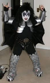 gene simmons kiss costume. introduction: gene simmons destroyer costume kiss e
