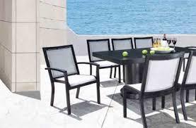 millcroft sling patio furniture dining set