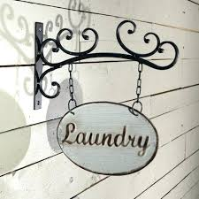 metal laundry sign mercantile metal laundry sign wall decor vintage tin laundry signs