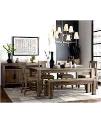 BedroomAstonishing Modern Dining Room Sets Ashley Furniture Out Kmart  Macys Bradford Collection Neutral Walmart
