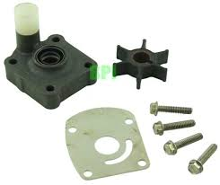 cooling marine engine parts fishing tackle basic power water pump impeller kit force housing 20 50 hp fk1073