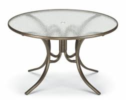 pool furniture supply dining table 48 inch round glass