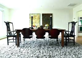 size of area rug under dining table dining table rugs large size of rug dining table