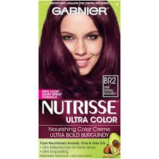 Fashion Burgundy Hair Dye Captivating Amazon Garnier