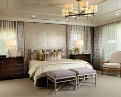 gorgeous bedroom recessed lighting ideas. beige area rug in gorgeous transitional bedroom ideas chandelier and dark wood narrow nightstand also recessed lighting with sheer curtains side t