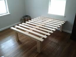 diy platform bed. Diy Twin Platform Bed Frame D