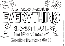 Free Printable Bible Coloring Pages For Kids With Christian Coloring