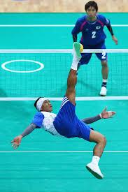 Doha asian games sepak takraw
