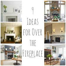Enchanting Above The Fireplace Ideas 65 For Your Best Interior with Above  The Fireplace Ideas
