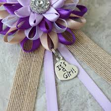 Lavender Baby Shower Decorations Purple Baby Shower Rustic Baby Shower Decorations Rustic Baby