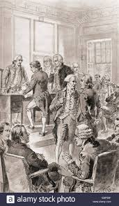 signing of the declaration of independence july 4th 1776