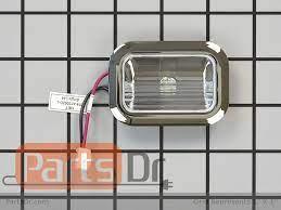 whirlpool refrigerator led light module