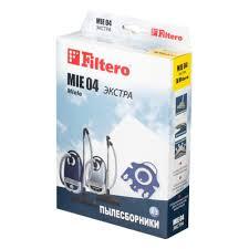 <b>Пылесборник Filtero</b> ЭКСТРА <b>MIE 04</b> синтетические (3 шт.) для ...