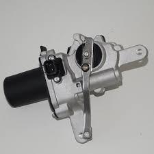 Hilux D4D 1KD-FTV Turbo Actuator Stepper Motor Problems & Solution