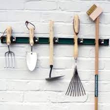 universal tool rack gardening naturally