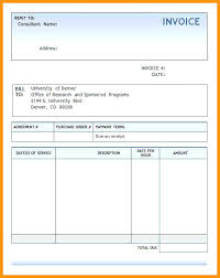 Contractor Invoice Template Excel Consultant Invoice Template Consulting Invoice Template Consulting 33