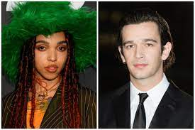 Fka twigs y matty healy. Fka Twigs And Matty Healy Go Instagram Official As They Confirm Their New Relationship London Evening Standard Evening Standard