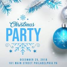party invite templates free free christmas party invitations postermywall