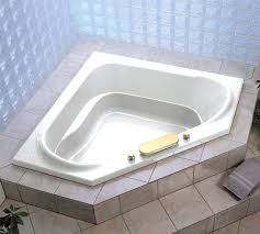 corner jacuzzi tub and shower whirlpool tubs bathroom design
