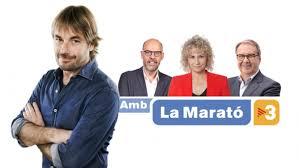Resultat d'imatges de logo marato tv3 2019