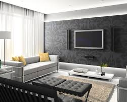 Luxury Wallpaper For Bedrooms Bedroom Interior Fab Black And White Designs With Luxury Gray