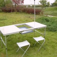outdoor garden picnic bbq portable adjule korean folding table outdoor garden picnic bbq portable adjule korean folding table