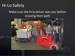 Dewys Mfg Hi Lo Safety Tips