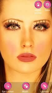 makeup photo editor apk screenshot