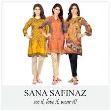 Sana Safinaz Ready to Wear Summer Collection 2017-2018 ...