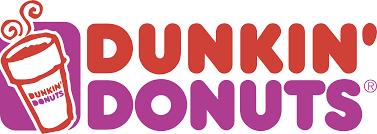 dunkin donuts logo transparent. Plain Donuts Dunkinu0027 Donuts Logo PNG Transparent Inside Dunkin L