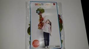 Horizon Group Usa Growth Chart For Children Tree New