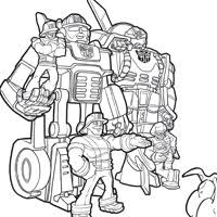Small Picture Rescue Bots Coloring Page Cant believe I now value Rescue Bots