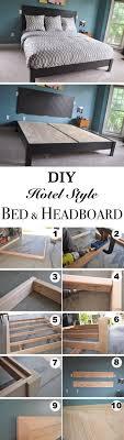 Headboard Diy Top 25 Best Diy Bed Headboard Ideas On Pinterest Creative