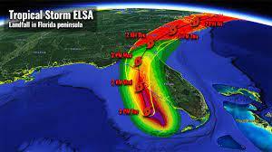 Tropical Storm Elsa could ...