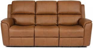 flexsteel henry reclining sofa