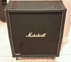 x guitar cab marshall mf280 mode four 280w 4x12 cab guitar