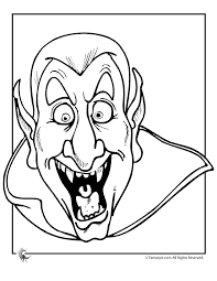 Small Picture Halloween Coloring Pages Dracula nebulosabarcom