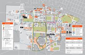 Beaver Stadium Parking Chart Maps Finance And Administration Oregon State University