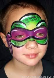 Face Painting Superheroes Design Super Heroes Revisited Face Painting By Deborah Lane