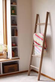 Diy Blanket Ladder 42 Rustic Ladder Quilt Rack Primitive 14x60 Rustic Wood Ladder
