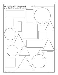 Plane Shapes Worksheets for First Grade | Homeshealth.info