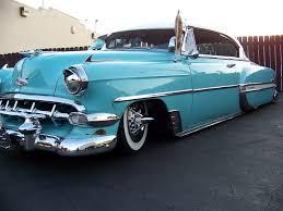 1954 Chevy Belair | Old school is still cool - Visalia Satur… | Flickr