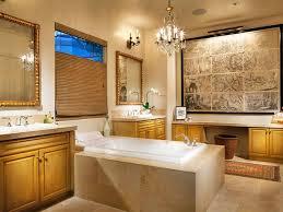 chandelier bathroom lighting. bathroomlighting15 chandelier luxurious bathrooms with elegant lighting bathroom 15