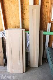 Update Cabinet Doors To Shaker Style For Cheap, Closet, Diy, Doors, Kitchen