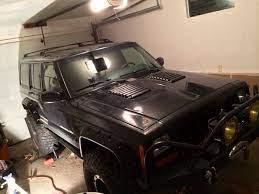 xj hood louvers vents jeep cherokee forum