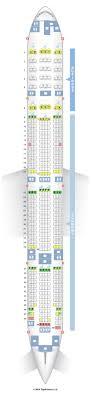 Seatguru Seat Map Emirates Boeing 777 300er 77w Two Class