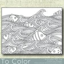 Small Picture Whale coloring page Under the Sea Coloring Pages for Adults